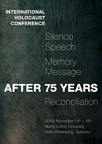 International Holocaust Conference 